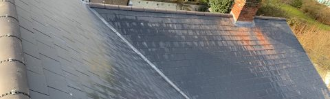 Roofer Company in Chiselborough