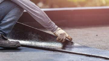 Rubber Roof Fitters in Yeovil