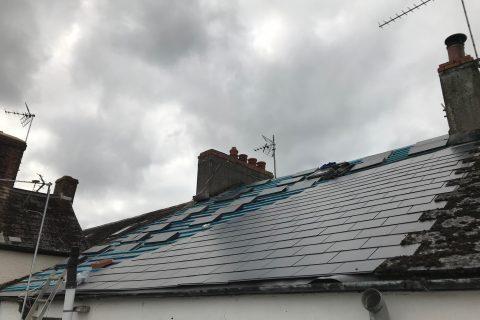 Slate roofs Mells BA11