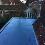 Fibreglass Roofs near Yeovil