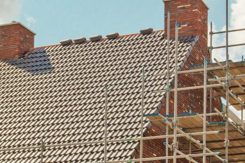 Tiled Roof Installation in Taunton