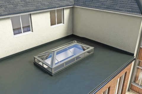 GRP Fibreglass Flat Roofs in Yeovil  BA20